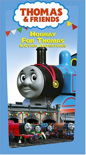Thomas The Tank Engine And Friends - Hooray for Thomas [VHS]