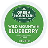 Green Mountain Wild Mountain Blueberry K-cups for Keurig Brewers 72 Count (3 Packs of 24)