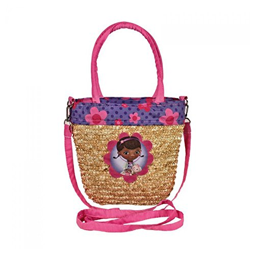 Bolso capazo Doctora Juguetes Disney Here to help natural