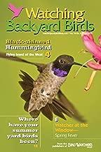 Watching Backyard Birds Newsletter
