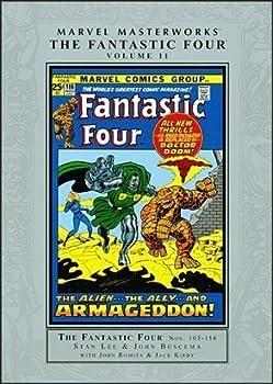 Marvel Masterworks: Fantastic Four Vol. 11 - Book #103 of the Marvel Masterworks