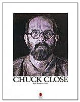 ポスター チャック クロース セルフポートレイト 1991