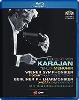 Violin Concerto 5 / Symphony 9 [Blu-ray] [Import]