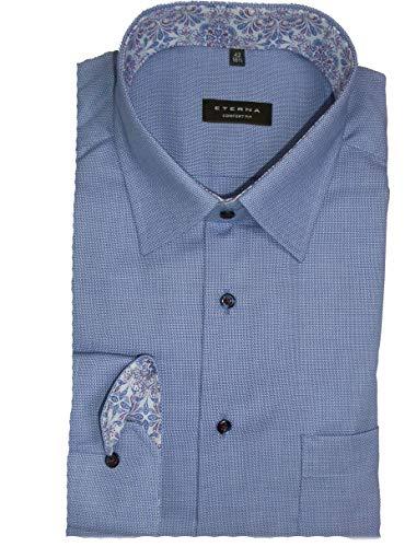 eterna Hemd Comfort Fit extra Langer Arm 72 cm, Kragenweite/Größe:44