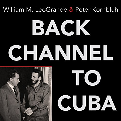 Back Channel to Cuba cover art