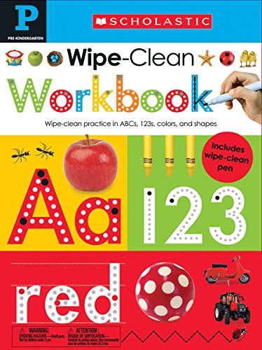 Top 10 preschool workbooks age 4 wipe clean for 2020