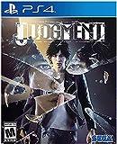 Judgment - PlayStation 4
