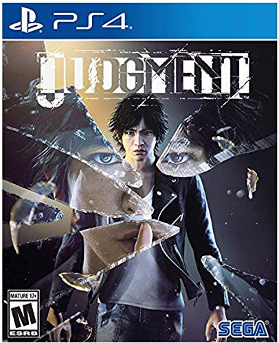 [PS4] Judgment - $21.97 at GameStop & Amazon