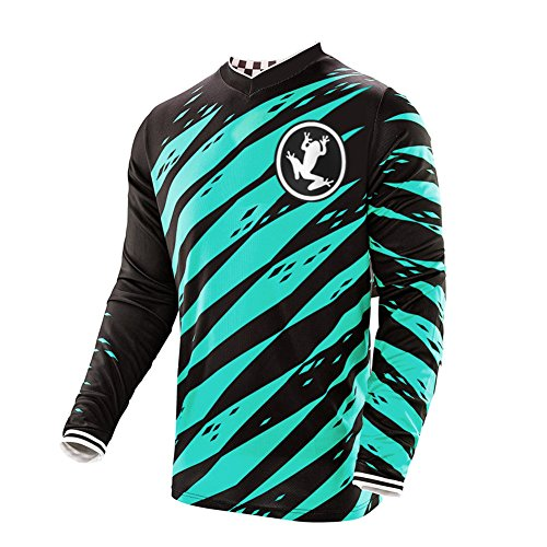 Uglyfrog Winter Thermal Fleece Racing Downhill Jersey Men's Cycling Mountain Bike Wear Long Sleeves Shirt Sportswear