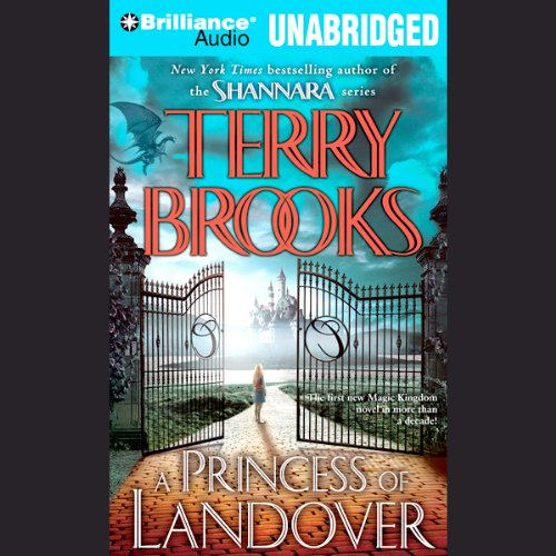 A Princess of Landover audiobook cover art