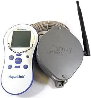 Zodiac AquaPalm Kit R0444300 PDA Wireless Aqualink Remote Control AQPLM w/ J Box 8262