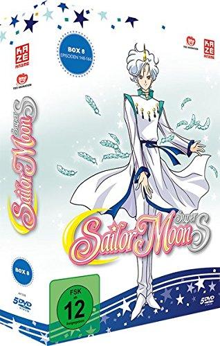 Sailor Moon: Super S - Staffel 4 - Vol.2 - Box 8 - [DVD]