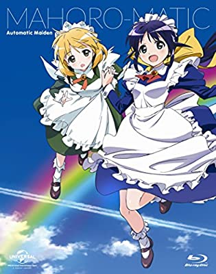 Amazon.co.jp | まほろまてぃっく Blu-ray BOX