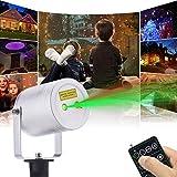 Christmas Laser Lights Landscape Projector Lights Outdoor Waterproof Laser Lamp...