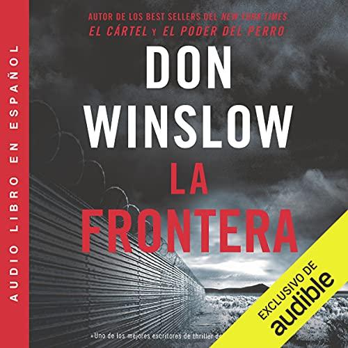 Diseño de la portada del título La frontera
