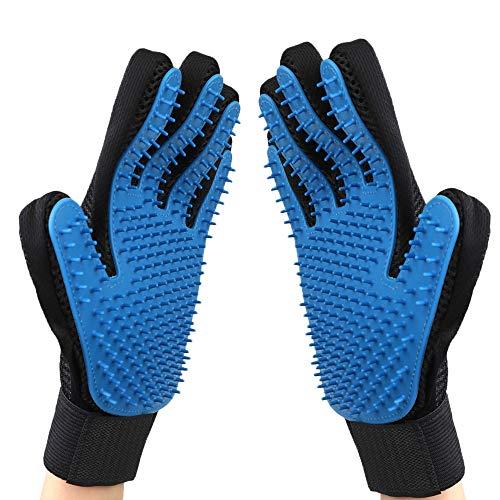 Fellpflege-Handschuh für Hunde, Katzen, Kaninchen, Pferde und mehr