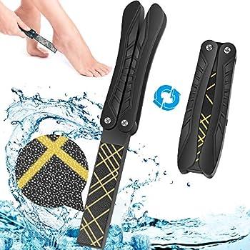 Dallean Portable Hand Nano Glass Foot Scrubber