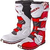 Auto & Motorrad 0329 1 ONeal Rider Boot MX Stiefel Schwarz