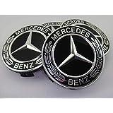 【KTR】Mercedes-Benz メルセデス・ベンツ センターキャップ ハブキャップ グロスブラック ローレルリース GLE GLS CLA GLA GLB V CLASS coupe E CLASS C CLASS S CLASS MAYBACH SL SLC EQC GCLASS AMG GT A35 A45 C63 C43 C53 E63 E53 E43 S63 GLE53 GLE63 GLC43 GLC53 GLC63 CLA63 GLB43 W219 W209 W230 w203 W211 W204 W222 C217 W205 X253 W447 W213 A180 A200 A250 CLA180 CLA 200 CLA250 4MATIC GLB200 GLB250 C180 C200 C220 E200 E220 E300 E350 E450 E300 Coupe CLS220 GLS450 S 400 S 450 s560 GLC220 GLC300 GLC350 GLE 300 GLE400 GLE450 GLS400 GLS580 G350