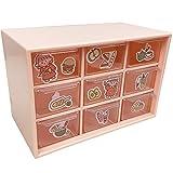 Cajones pequeños de almacenamiento SITAKE, caja de almacenamiento para manualidades utilizada en...