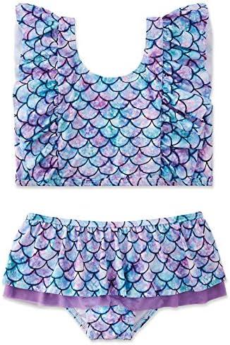 Child mermaid bathing suit _image3