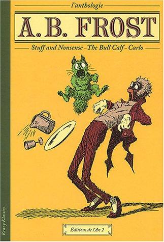 L'Anthologie A. B. Frost - Prix du patrimoine de la BD, Angoulême 2004