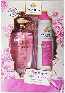 Yardley London English Rose edt for women