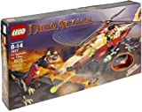 Lego Dino Attack T-1 Typhoon vs.T Rex 7477