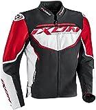 Ixon Giacca da moto Sprinter nero/bianco/rosso, taglia S