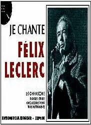 Partition : Je chante Leclerc