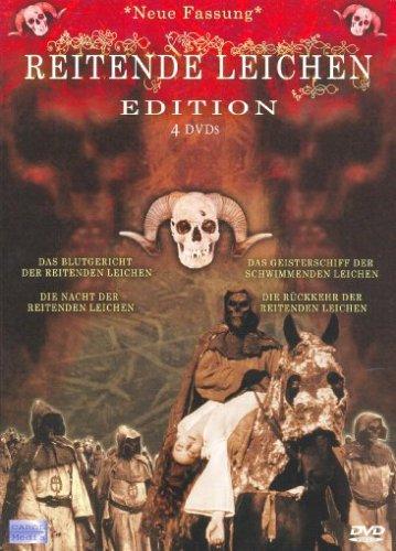 Reitende Leichen Edition [4 DVDs]