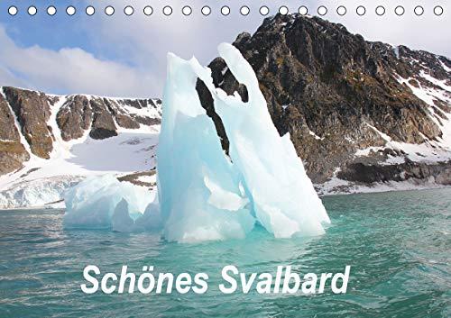 Schönes Svalbard (Tischkalender 2021 DIN A5 quer)