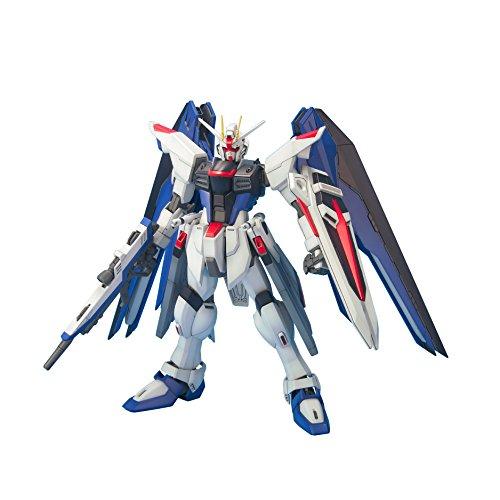 Bandai Hobby MG 1/100 Freedom Gundam Kit de modélisme « Gundam Seed »