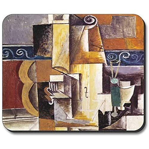 Picasso - Violine und Gitarre - Mausunterlage