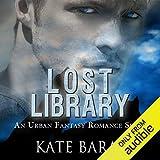 Lost Library: An Urban Fantasy Romance