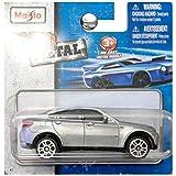 Maisto Fresh Metal Die-Cast Vehicles ~ BMW X6 (Silver)