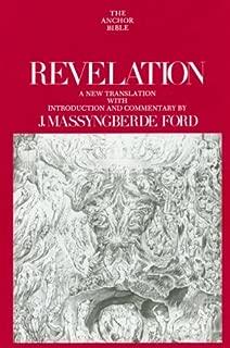 Revelation (The Anchor Bible, Vol. 38)
