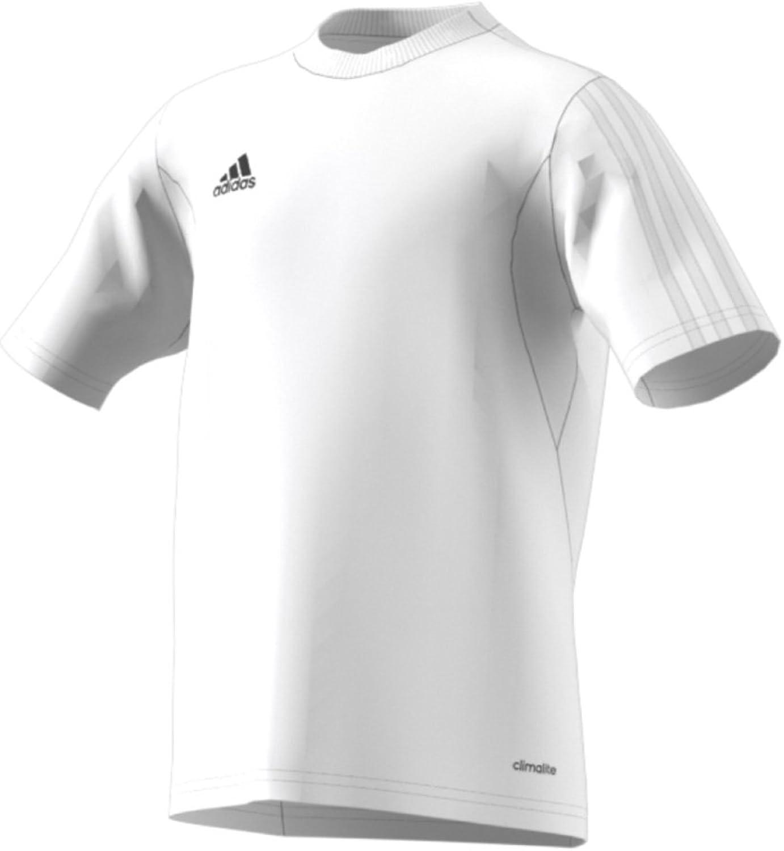 Adidas Youth Squadra 13Fuball Jersey, Wei, XL