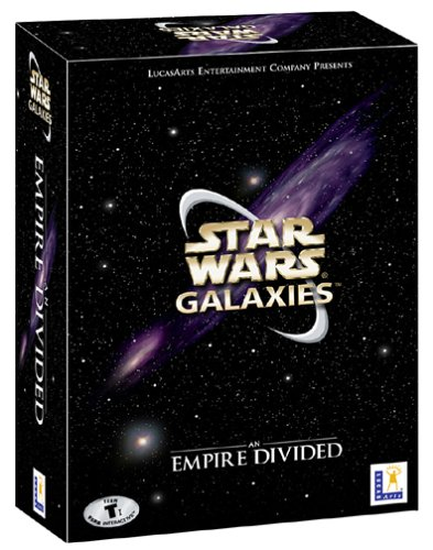 Amazon Com Star Wars Galaxies An Empire Divided Pc Video Games