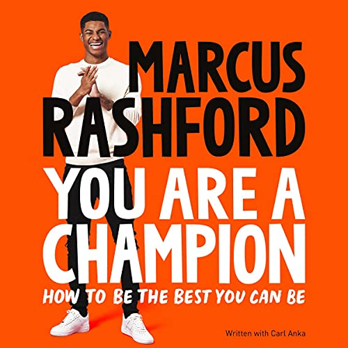 You Are a Champion cover art