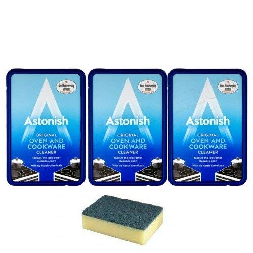 Astonish Astonish - Kit di pulizia per forno e pentole e grasso