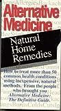 Alternative Medicine Natural Hom...