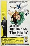 Alfred Hitchcock - Die Vögel - Poster - Größe 61x91,5 cm