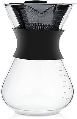 Amazon.com: Cafetera de hielo para el hogar, café, café ...