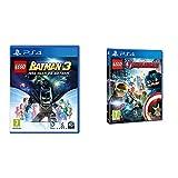Lego Batman 3: Mas Allá De Gotham (Estándar) + Vengadores - [Edición: España]