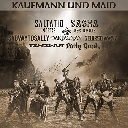 Saltatio Mortis, Sasha, Feuerschwanz, Subway To Sally, Tanzwut, Schandmaul, Dartagnan & Patty Gurdy
