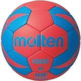 Molten, Palla da Pallamano, Rosso (Rot/Blau), 0