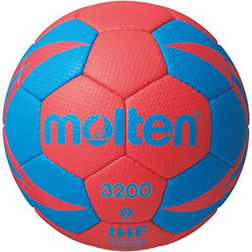 Molten Handball H0X3200-RB2, Rot/Blau, 0