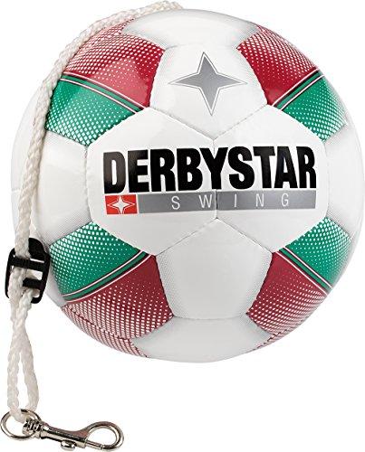 Derbystar Swing, 5, weiß rot türkis, 1070500139