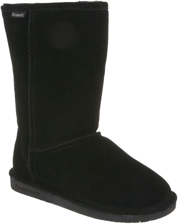 Bearpaw Women's Emma Fashion Boot (11 M US, Black Ii)